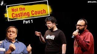 NOT The Casting Couch with Nipun: Part 1/2 - Feat. Pushkaraj Chirputkar & Sachin Khedekar
