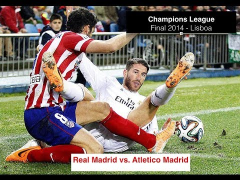 Real Madrid vs Atletico Madrid 4 1 All Goals Highlights HD Champions League Final 2014