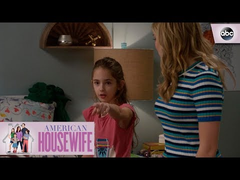 Taylor's Room Catches Fire – American Housewife