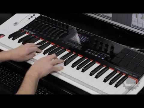 Evolution Electric Guitar Stratosphere - Demo Performance