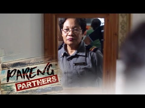 Pareng Partners:  61-year-old Woman Criminology Student Paula Ordoñez
