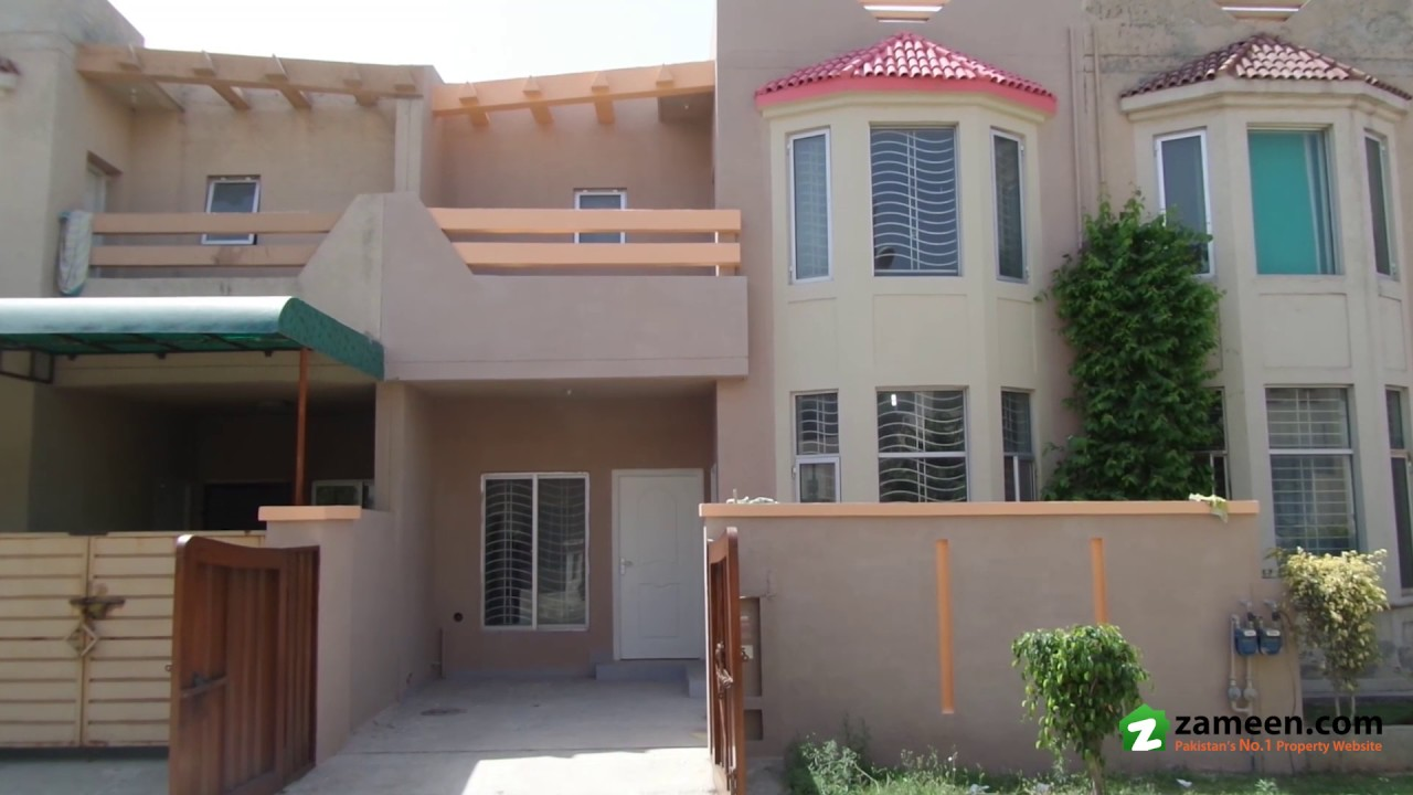 5 marla house is available for sale in eden value homes for 5 marla villas