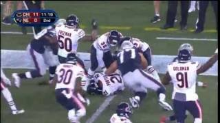 New England Patriots vs. Chicago Bears (PRESEASON WEEK 2)