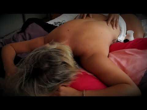 Back scratch and massage*ASMR