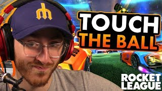 Touch the Ball! - Rocket League Duos Gameplay