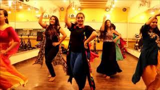 Kithe Reh Gaya | Neeti Mohan | Wedding Dance Choreography | Sona Dance Studio
