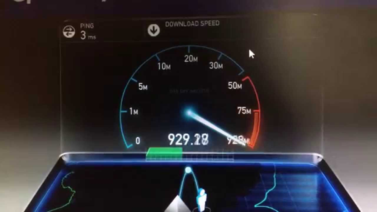 how to know my internet speed using cmd