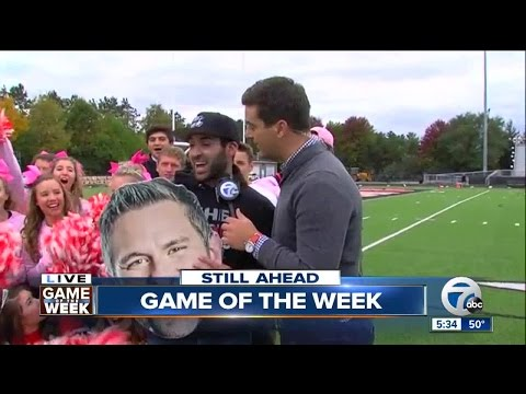 Walled Lake Western and Brighton host Brad Galli and Mojo in the Morning for the Game of the Week
