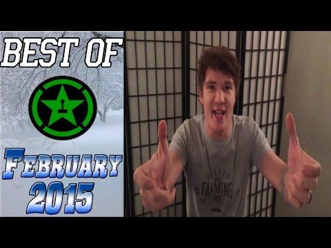 Best of... Achievement Hunter February 2015
