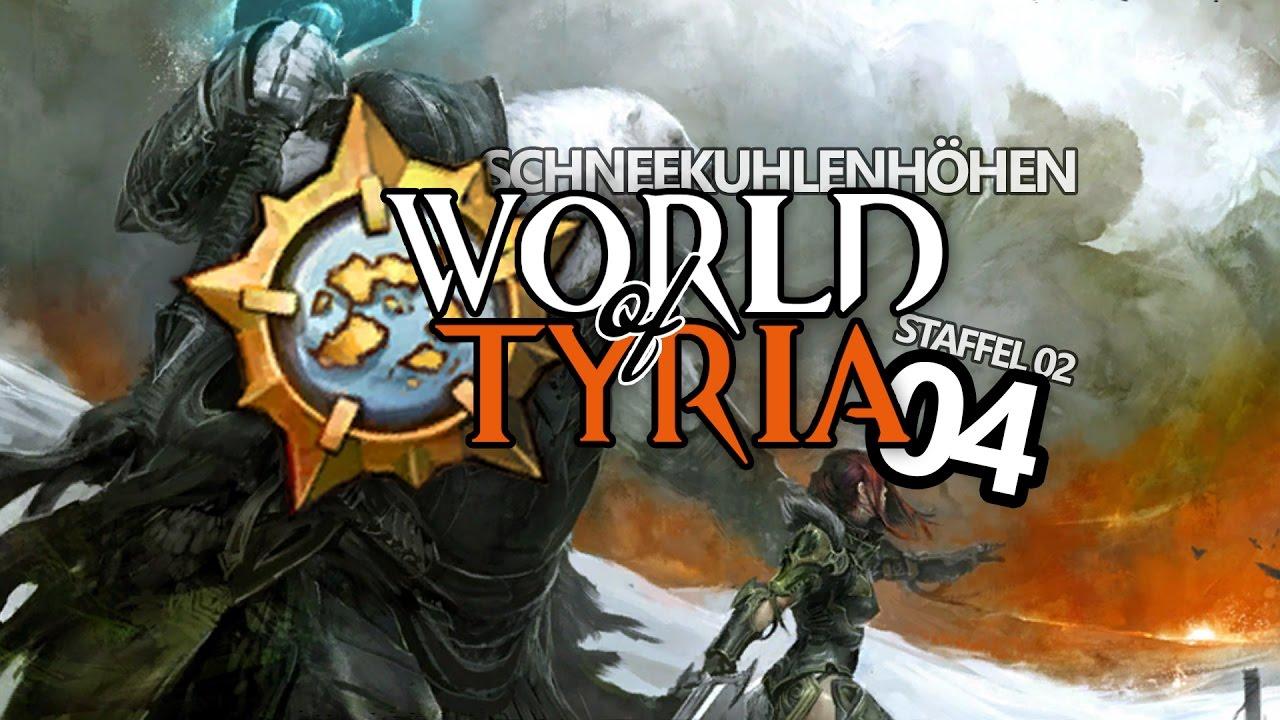 Gw2 Karte.Guild Wars 2 Schneekuhlenhöhen 1 3 100 Karte World Of Tyria Staffel 02 04