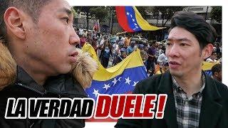 COREANOS HABLAN DE VENEZUELA