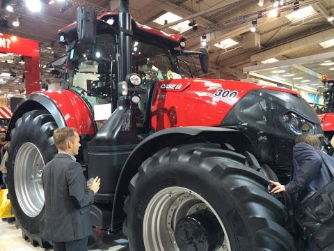 Agritechnica 2015 | brief tour of the Case IH | New Holland Agriculture |