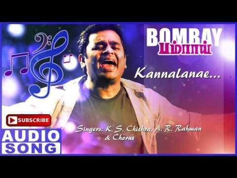 Bombay Tamil Movie Songs   Kannalanae Song   Arvind Swamy   Manirathnam   A R Rahman   Music Master