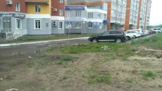Брянск камера в Московском микр. без опознавательных знаков предупреждения