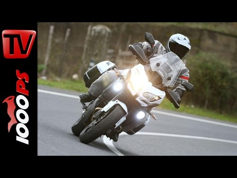Kawasaki Versys 650 Test 2015 | Action, Sound, Fazit