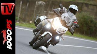 Kawasaki Versys 650 Test 2015 | Action, Sound, Fazit