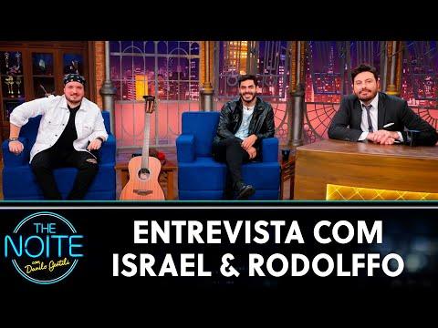 Danilo Gentili Entrevista Israel e Rodolffo - The Noite - 01/07/21