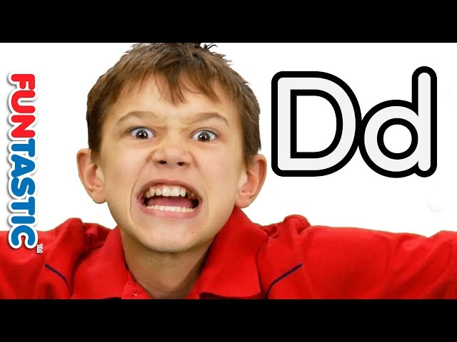 Phonics Letter D | Phonics Song | Educational | Songs for Kids