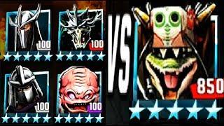 Черепашки ниндзя Легенды  ЖИВИТЕ ДОЛГО И ИГРАЮЧИ ИСПЫТАНИЕ TMNT Legends #Мобильные игры