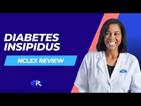 NCLEX Review Diabetes Insipidus