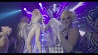 big party Paris DRAGSTRAS by Tarek Del Moreno 4K