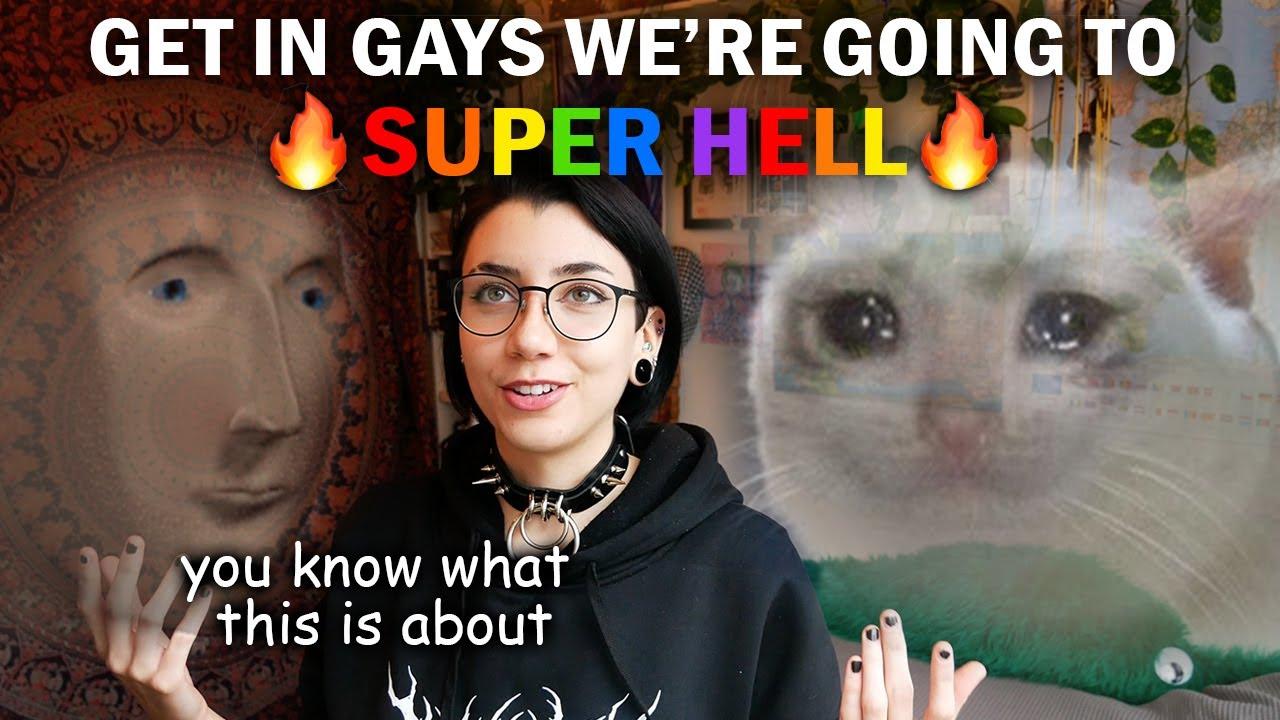 We Broke Tumblr Again | Destiel is Canon