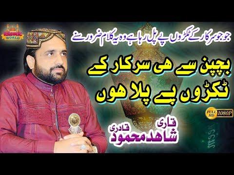 PUNJABI NAAT(Sare Naam Nabi De)QARI SHAHID MAHMOOD BY Visaal