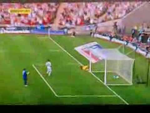 Estonia Own goal V England