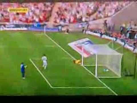 Estonia Own goal V England