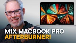 M1X MacBook Pro Leaks — Pure Performance Fire!