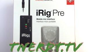 iRig Pre Setup and Review