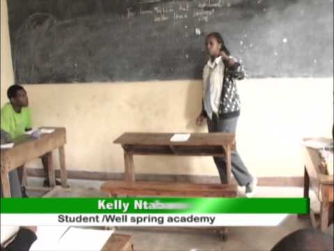 Debate Competition among secondary Schools in Rwanda
