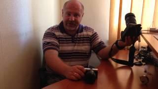 видео Сравнение зеркальной камеры с беззеркальной