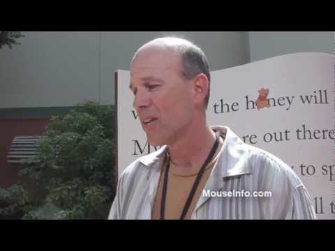 Bruce Reitherman, Winnie the Pooh Premiere on Honey-colored carpet