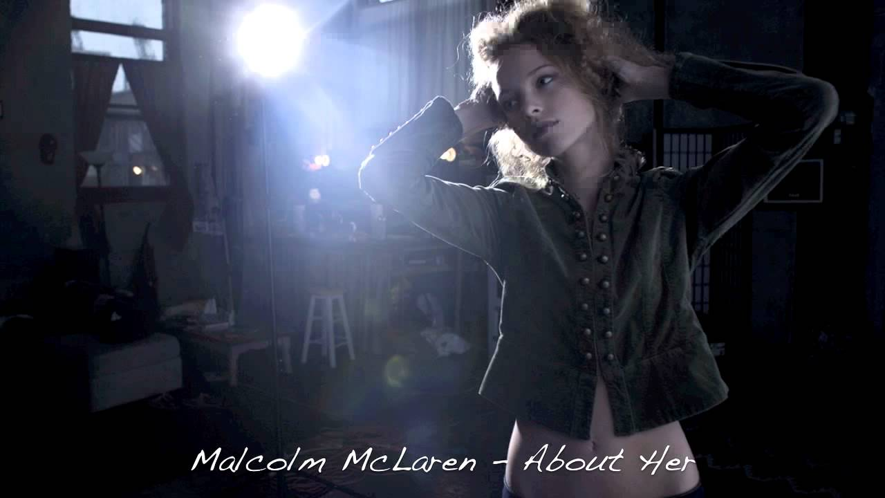 Malcolm McLaren   About Her - YouTube