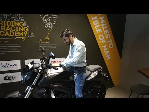 Taking Delivery Of Bajaj Dominar 400 UG 2019 | First Charcoal Black Dominar Of Bangalore