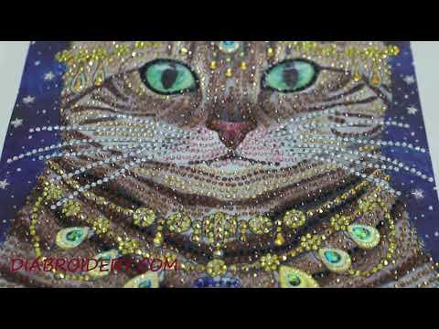 Autumn Forest Landscape Embroidery Mosaic Crafts Cross Stitch Diamond Painting Handicraft
