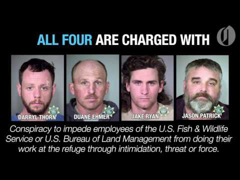 Second Oregon standoff trial: The verdict