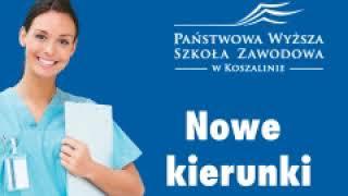 Reklama PWSZ  w Koszalinie