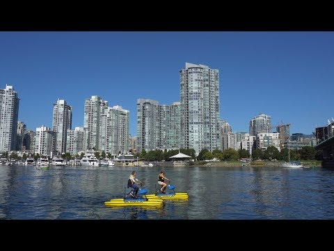 Vancouver, British Columbia in 4K (UHD)