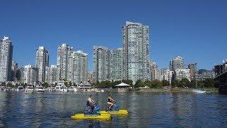 Vancouver, British Columbia in 4K (UHD)