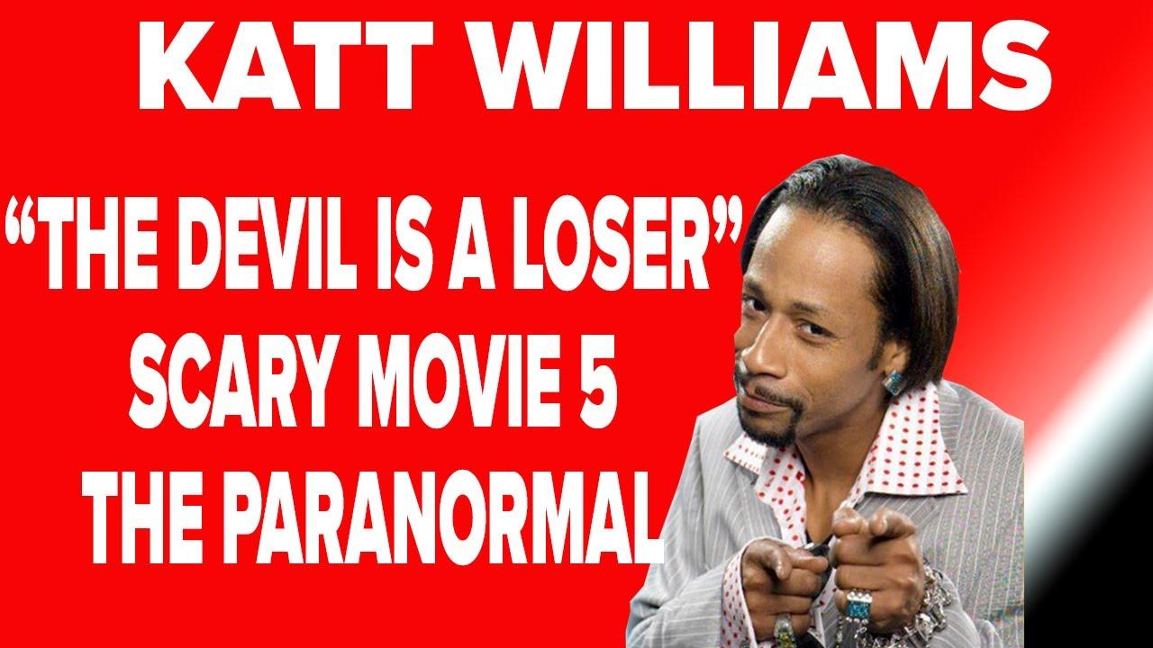 Katt Williams Talks Scary Movie 5 Youtube