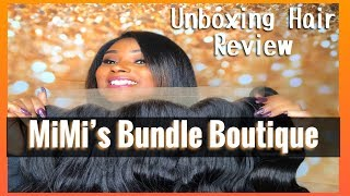 MiMi's Bundle Boutique Unboxing Video | First Glance✨