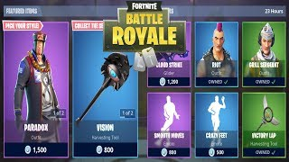 FORTNITE ITEM SHOP TODAY 13 JANUARY | NEW SKIN PARADOX - LACE | FORTNITE DAILY SHOP