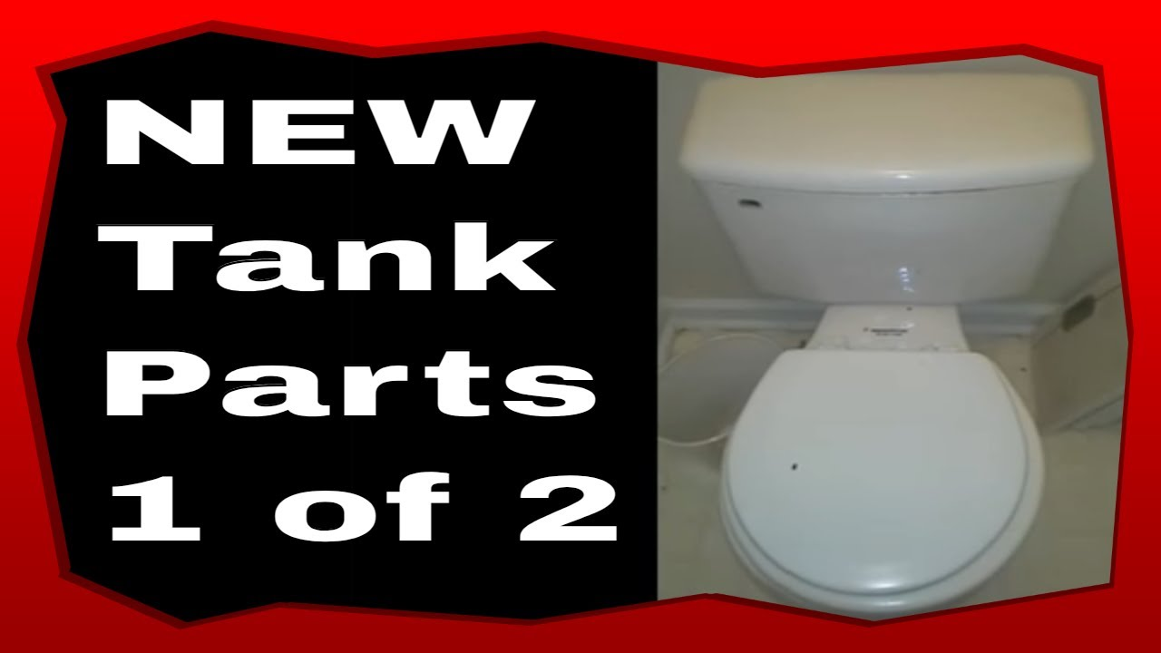 replacing toilet tank parts. Plumbing How To Change Out A Toilet Tank Inside Parts Part 1of 2