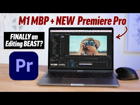 Are M1 Mac's FINALLY Worth it for Premiere Pro Video Editing?