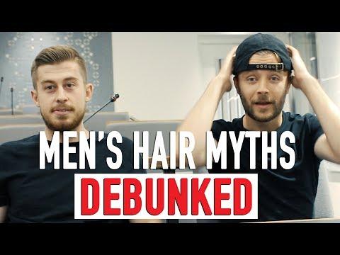 6 MEN'S HAIR MYTHS DEBUNKED | RGVLOG 6