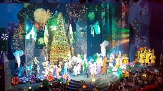 """Сказочном шоу """"Маша и медведь + Три богатыря"""" в концерном зале """"Крокус Сити Холл""""."""