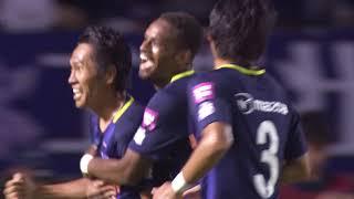 2017年8月19日(土)に行われた明治安田生命J1リーグ 第23節 広島vs甲...