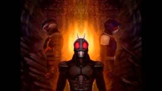 Kamen Rider Black RX (21st Century Version) By Takayuki Miyauchi
